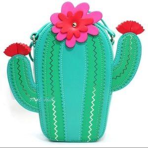 Kate Spade • New Horizons Cactus Crossbody Purse